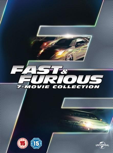 Fast & Furious DVD Box Set