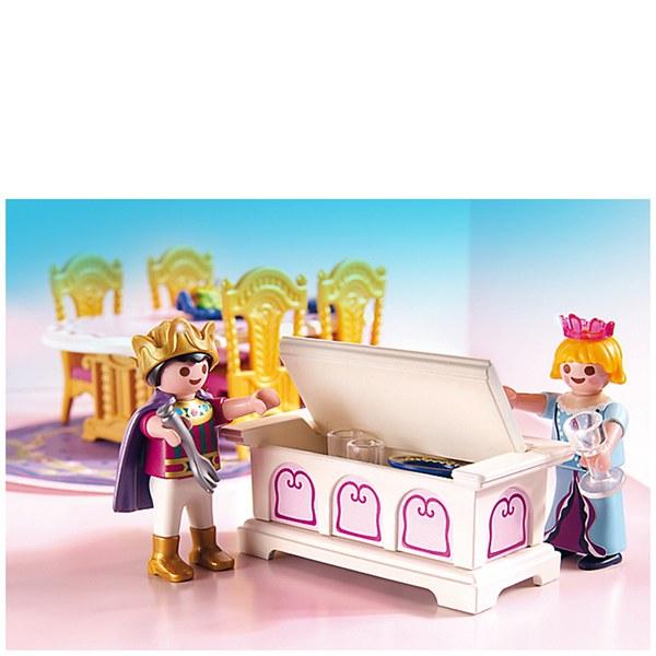 Playmobil princeses royal dining room 5145 iwoot for Playmobil dining room 5335