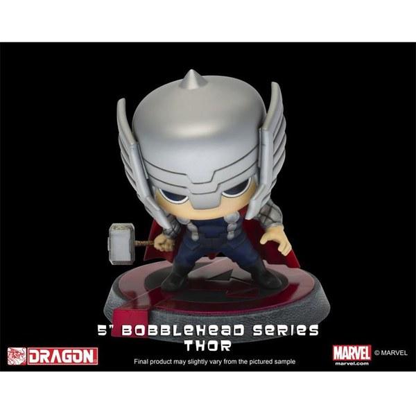 Dragon Bobbleheads Marvel Avengers Age of Ultron Thor Bobble Head Figure