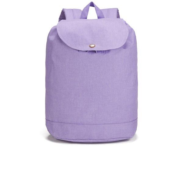 Herschel紫色俏皮双肩包