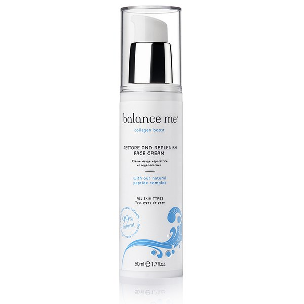 Crema Hidratante Facial balance me Restore and Replenish (50ml)