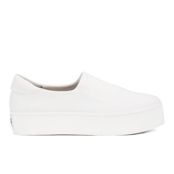 Opening Ceremony Opening Ceremony Women's Slip On Platform Sneakers - White - UK 6