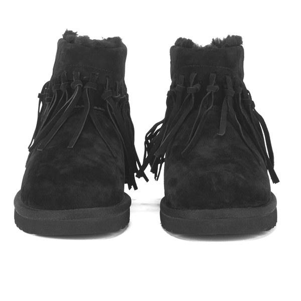 ugg australia women s wynona fringe boot