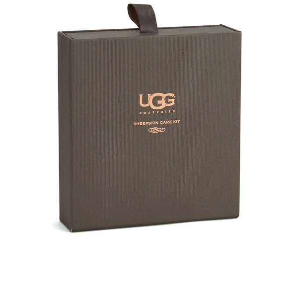 ugg care kit brush how to use