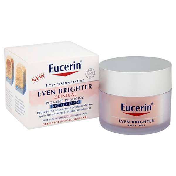 Eucerin® Even Brighter Clinical Pigment Reducing Night Cream (50ml)