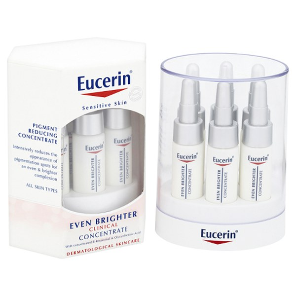 Eucerin® Sensitive Skin Even Brighter Clinical Concentrate (6 x 5ml)