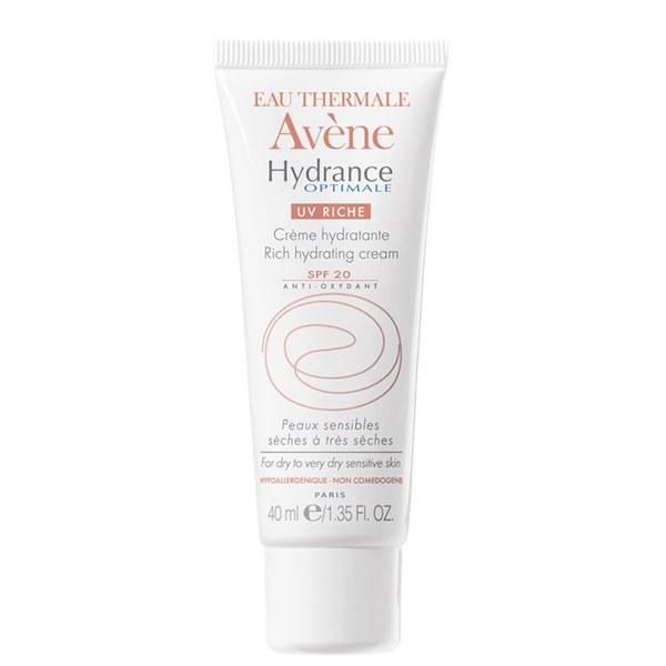 Avene Hydrance Optimale UV Reichhaltige Feuchtigkeitscreme (40ml)