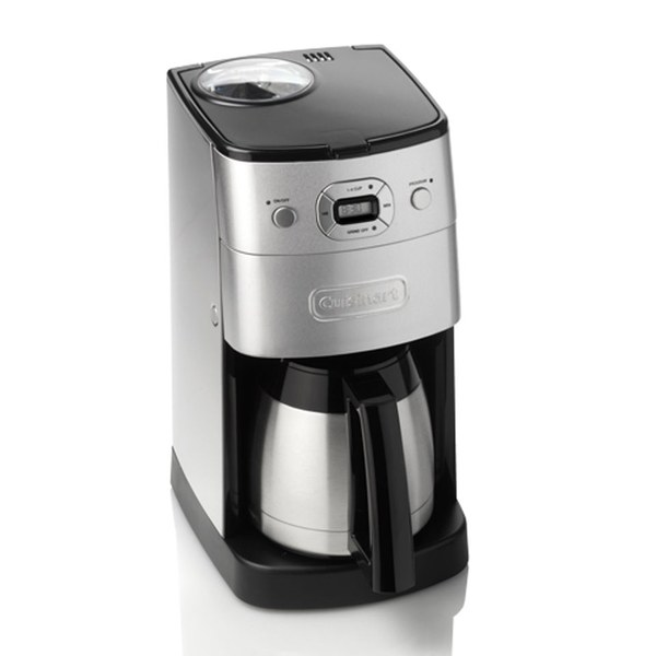 Cuisinart Dgb900bcu Grind And Brew Coffee Maker Review : Cuisinart Grind and Brew Coffee Machine - Grade A Refurb - FREE UK Delivery