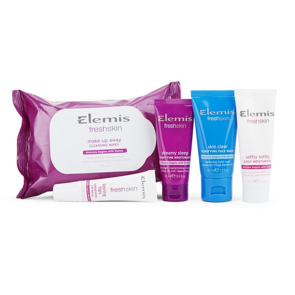 Elemis Freshskin Travel Festival Collection Worth 163 39 55