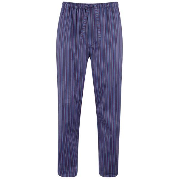 Derek Rose Men's Wellington 36 Trousers - Multi