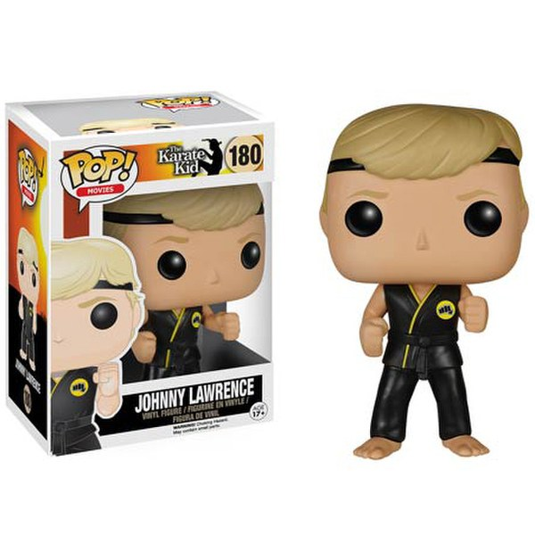 Karate Kid Johnny Lawrence Pop! Vinyl Figure