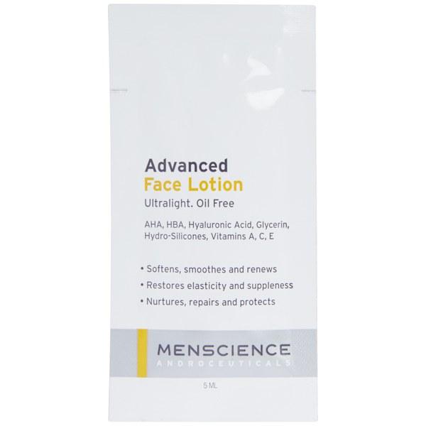 Menscience Sample Advanced Face Lotion (5ml)