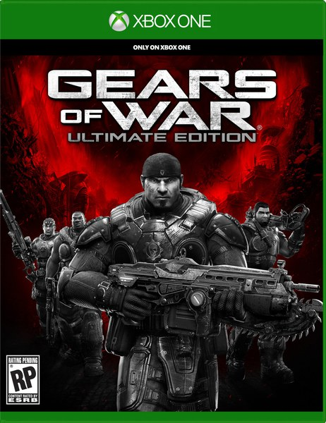 Gears of War: Ultimate Edition Xbox One Game
