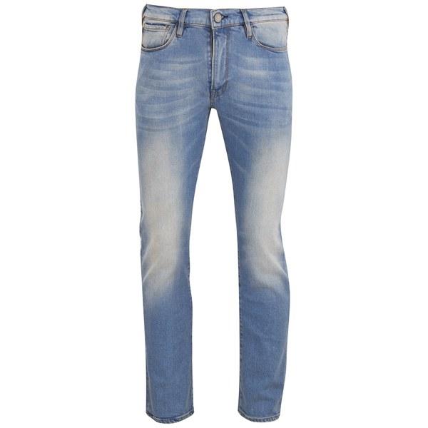 Paul Smith Jeans Men's Slim Fit Jeans - Blue/Black