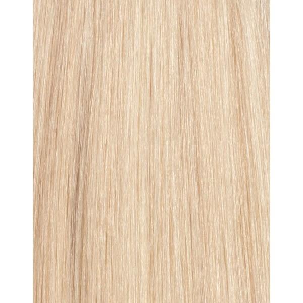 Beauty Works 100% Remy Colour Swatch Hair Extension - La Blonde 613/24
