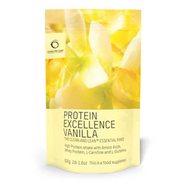 Clean and Lean Protein Excellence Vanille