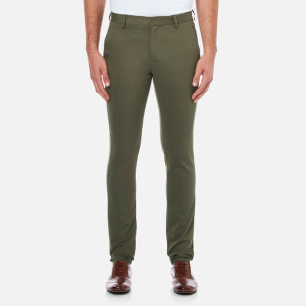 American Vintage Men's Fixerville Trousers - Military