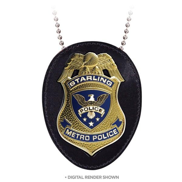 DC Collectibles DC Comics Arrow Starling City Police 1:1 Replica Badge