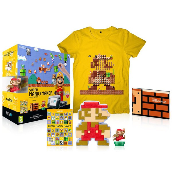 Back to previous page Home Super Mario Maker Wii U Premium Pack