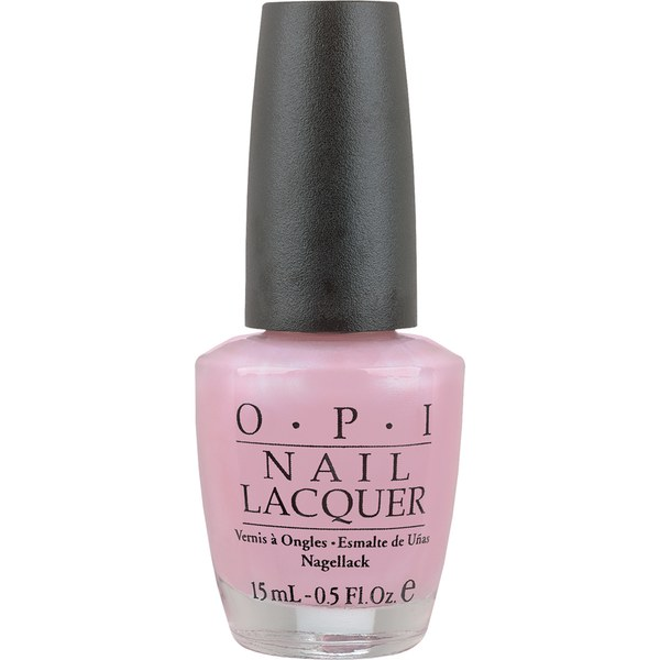 OPI Soft Shades Nail Lacquer - Rosy Future (15ml)