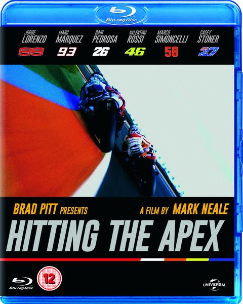 Hitting The Apex / Až na vrchol (2015)