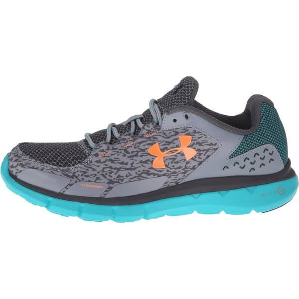 Under Armour Women S Micro G Velocity Rn Storm Running Shoes