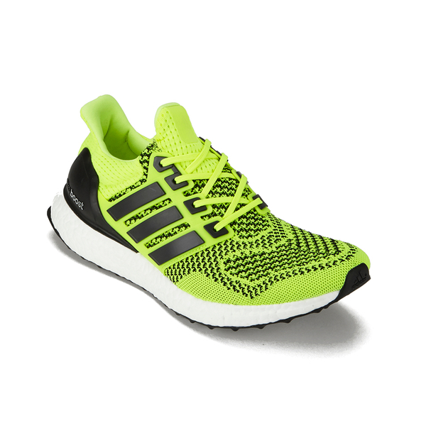 adidas s ultra boost running shoes yellow black