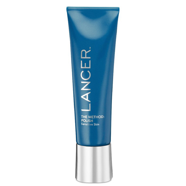 Lancer Skincare The Method Polish traitement exfoliant pour peau sensible (120g)