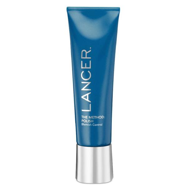 Lancer Skincare The Method Polish traitement exfoliant pour peau encline à l'acné (120g)