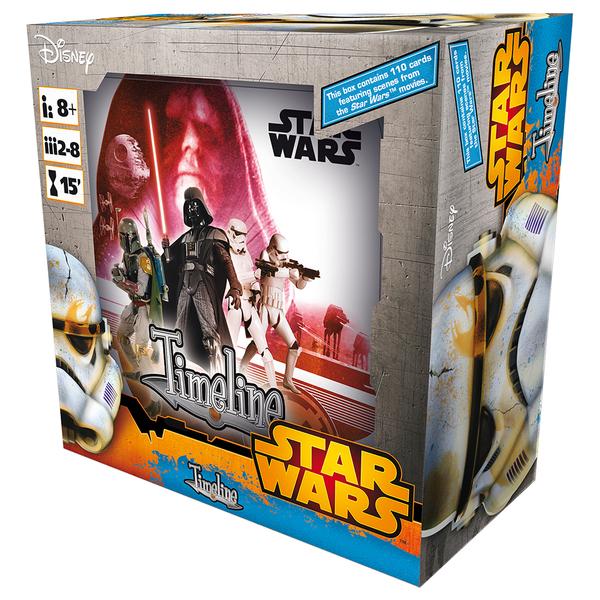 Star Wars Timeline Game: Episodes IV, V, and VI