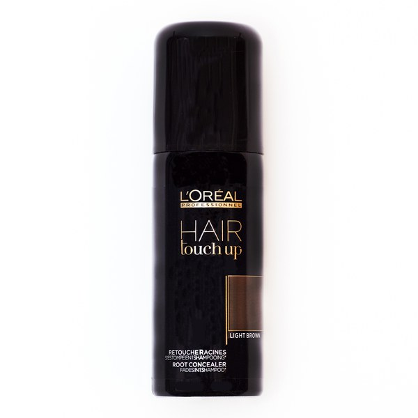 L'Oreal Professionnel Hair Touch Up - Light Brown (75 ml)