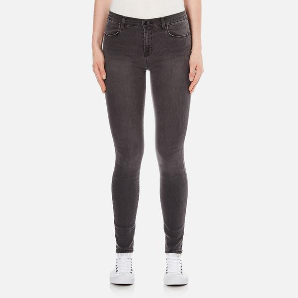 J Brand Women's 23110 Maria High Rise Photoready Skinny Jeans - Nightbird
