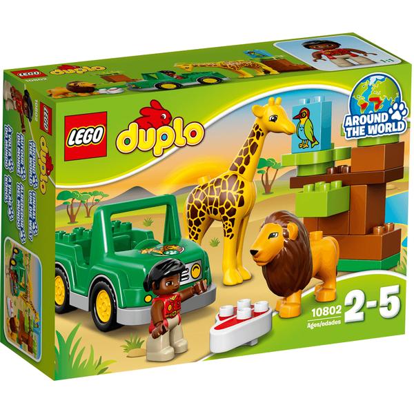 LEGO DUPLO: Savanna (10802)