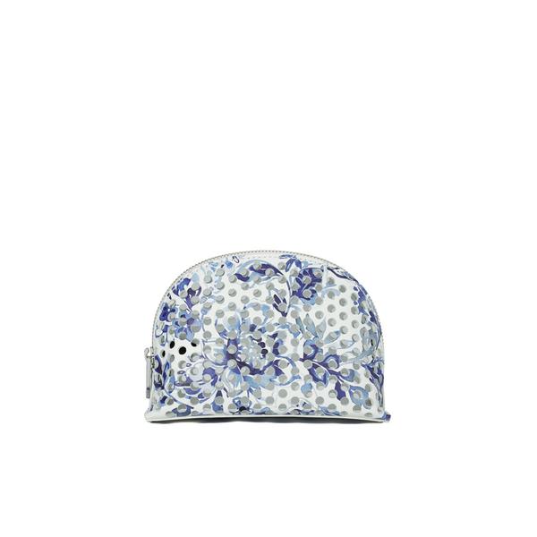 Loeffler Randall Women's Large Perforated Cosmetic Bag - Porcelain Print