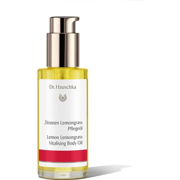 Aceite corporal revitalizante Lemon Lemongrass de Dr. Hauschka(75 ml)
