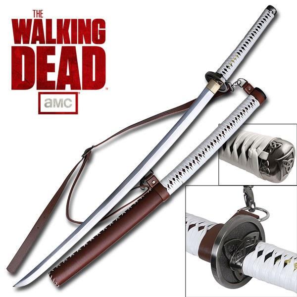 Walking Dead Merchandise Michonne Katana Letter Opener