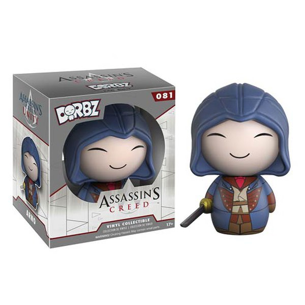 Assassin's Creed Arno Dorbz Action Figure