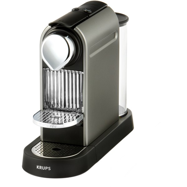 krups nespresso citiz coffee machine xn720t titanium iwoot. Black Bedroom Furniture Sets. Home Design Ideas