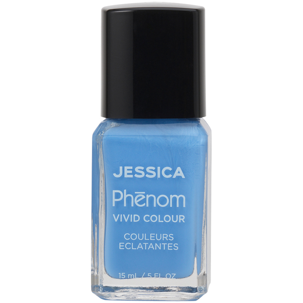 Jessica Nails Cosmetics Phenom Nail Varnish - Copacabana Beach (15ml)