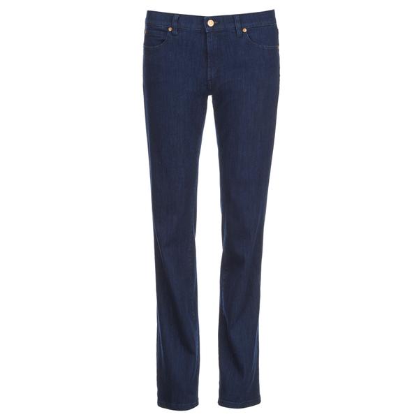 HUGO Women's Galicia Flared Jeans - Blue