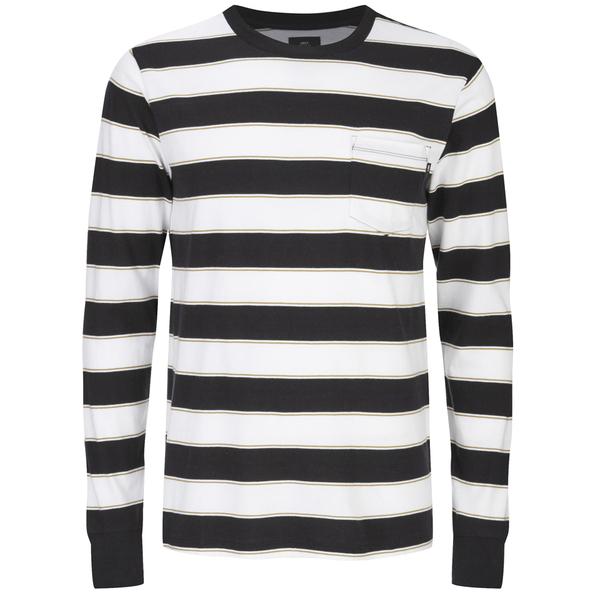 OBEY Clothing Men's Alliance Long Sleeve T-Shirt - Black/Multi
