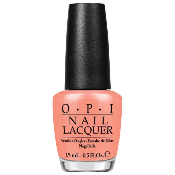 Esmalte de uñas Colección New Orleans de OPI - Crawfishin' for a Compliment (15ml)