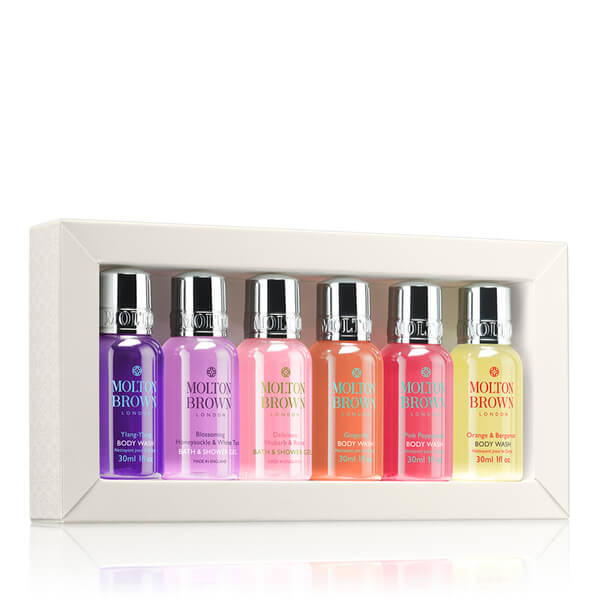 Molton Brown The Pampering Bestsellers Bath and Shower Collection