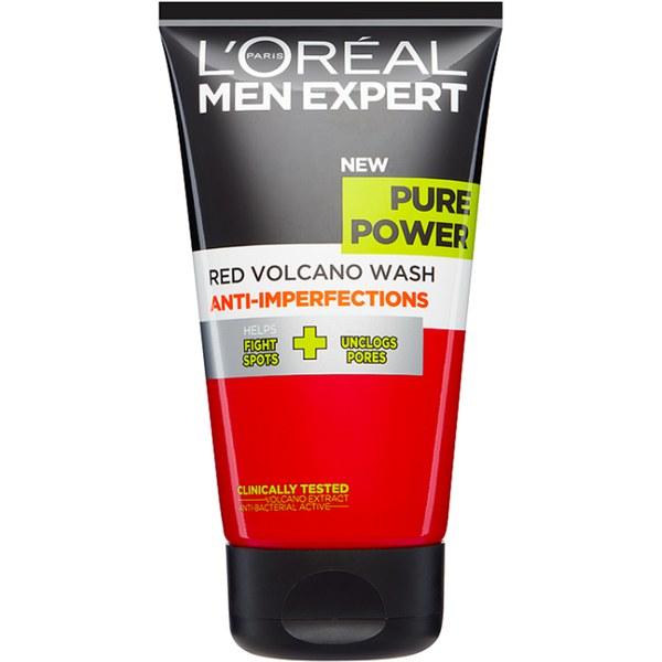 L'Oréal Paris Men Expert Pure Power Volcano Wash