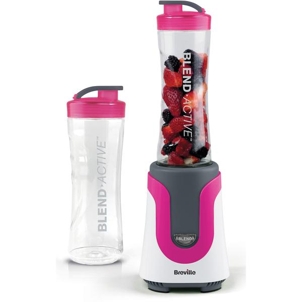 Breville vbl134 blend active blender pink iwoot