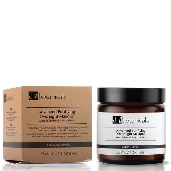 Dr Botanicals Advanced Purifiying Overnight Masque (50ml)