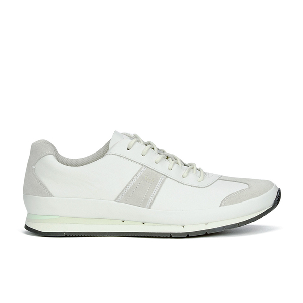 Paul Smith Shoes Paul Smith Shoes Men's Roland Running Trainers - White Mono - UK 11