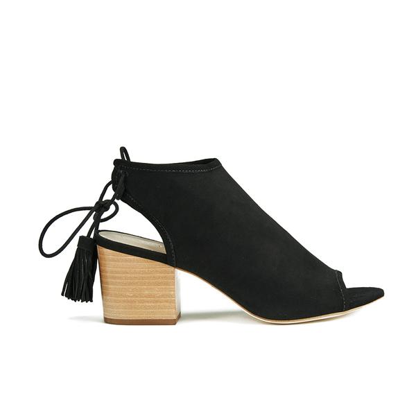 Loeffler Randall Loeffler Randall Women's Lorelei Block Heeled Sandals - Black - US 10/UK 7