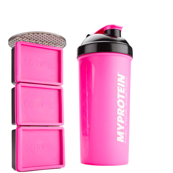 Shaker Dusk: Buy Myprotein CORE 150 Shaker – Pink