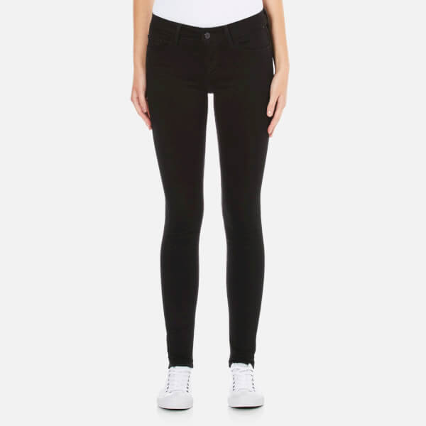 Levi's Women's 710 FlawlessFX Super Skinny Jeans - Black Cove